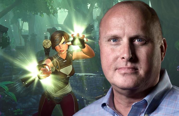 Vom Indie zum Mega-Konzern: Everquest-Gründer Smedley leitet Amazon-Team