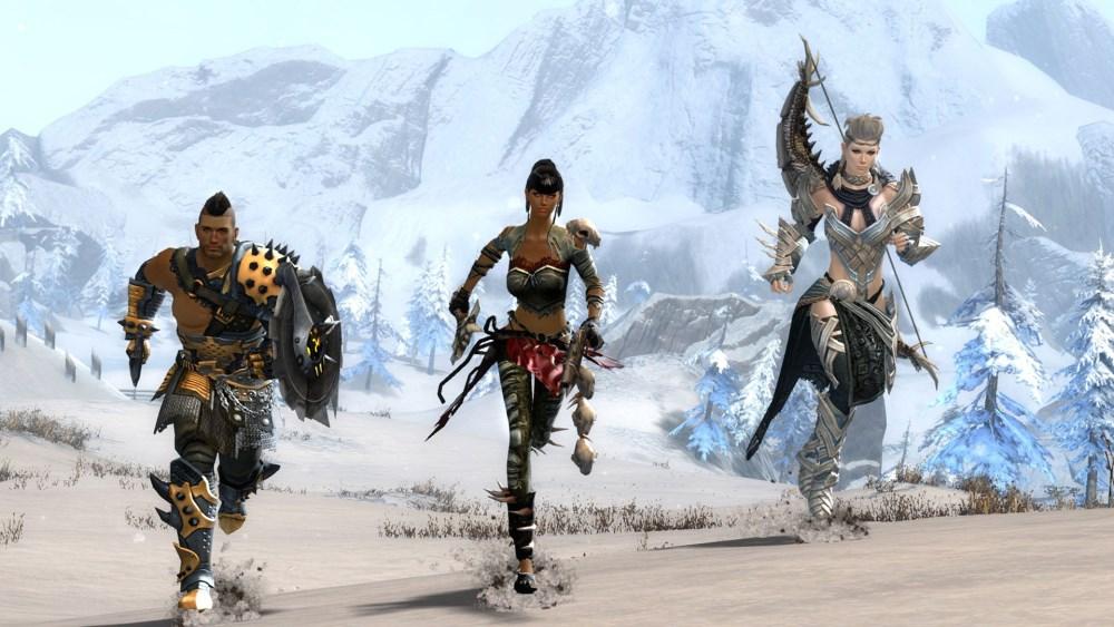 Nähestress in Guild Wars 2: ArenaNet räumt Schwierigkeiten mit Mega-Server ein