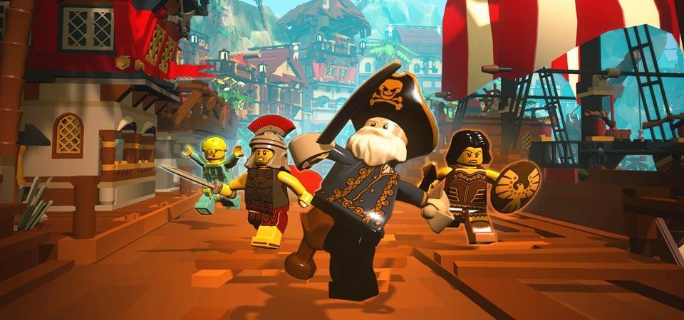 Lego Minifigures Online: Es war eine Erlösung auf Buy2Play zu wechseln