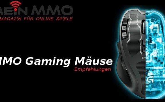 MMO Gaming Mäuse