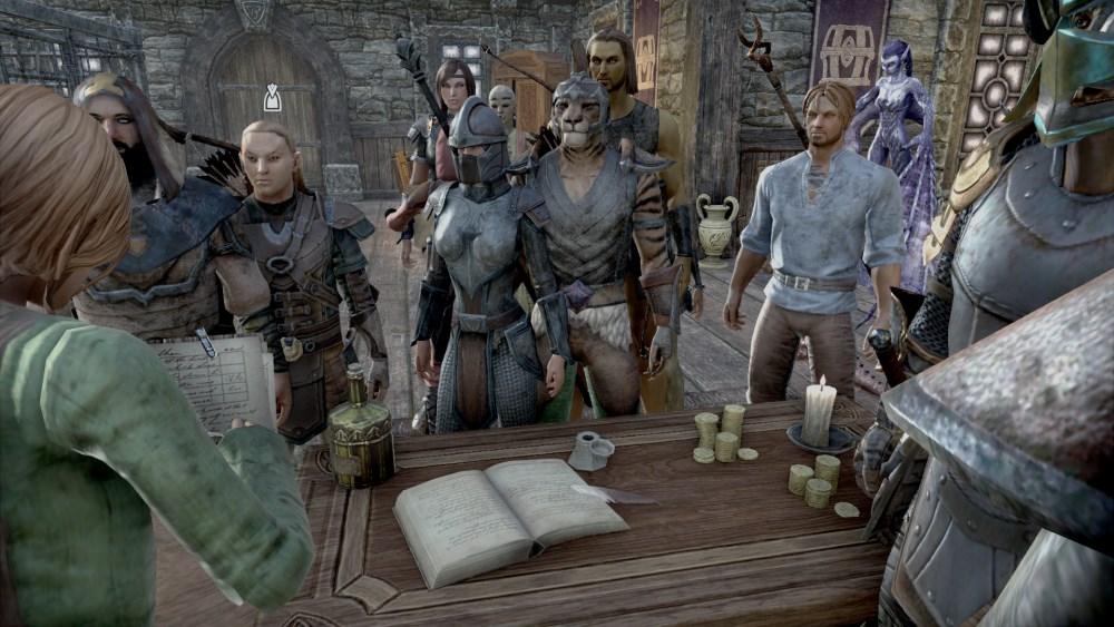 The Elder Scrolls Online Bank