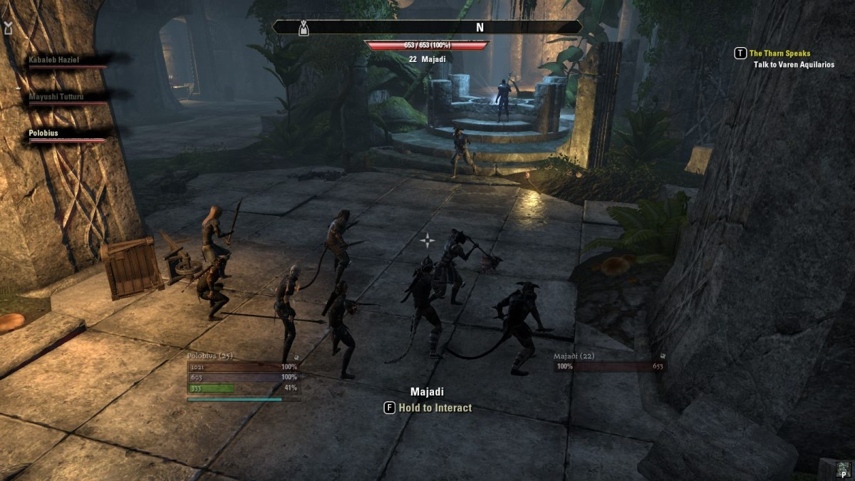 The Elder Scrolls Online: Höhlenbosse stehen bald unter Artenschutz