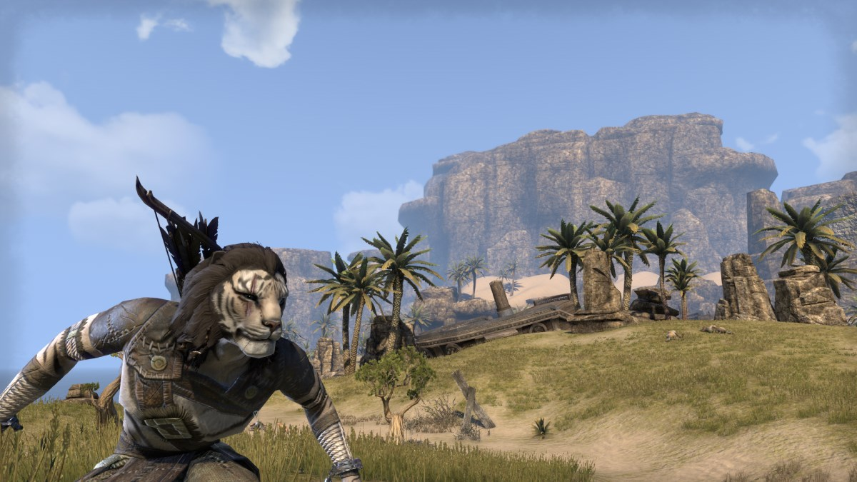 The Elder Scrolls Online verdient seine Mäuse erst mal mit Katzenhandel