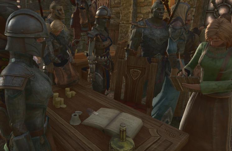 Elder Scrolls Online: Sammelwahn – Setzkasten-Inventar für Update 6