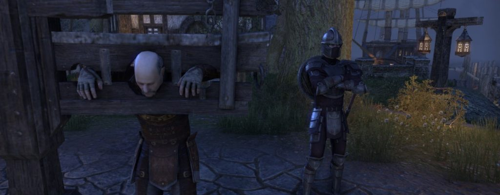 The Elder Scrolls Online: Das Justizsystem