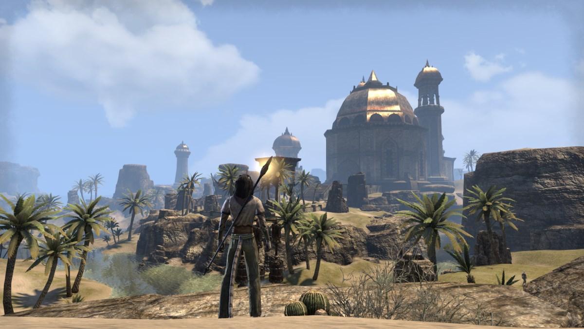 The Elder Scrolls Online: Verzögerung nötig für stabile PS4 und Xbox One Version