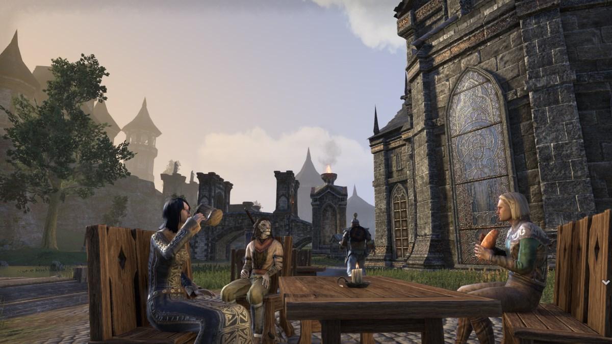 The Elder Scrolls Online: Die Zukunft der Gilden