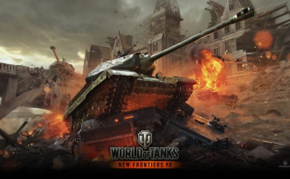 World of Tanks: New Frontiers