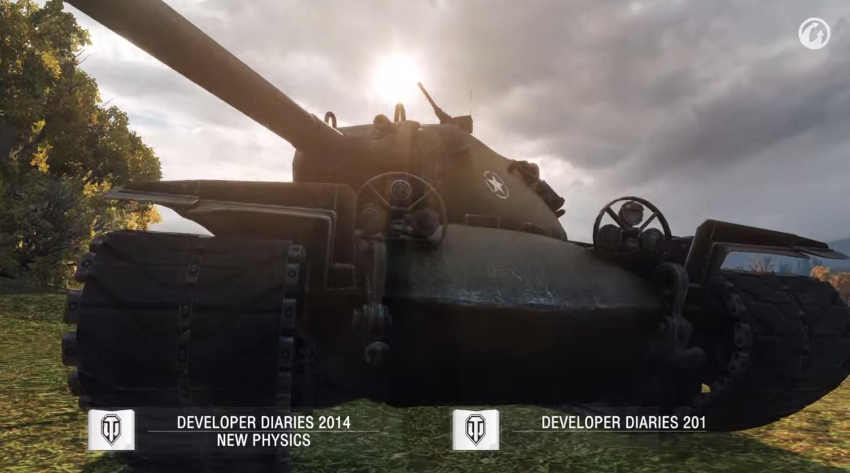 World of Tanks – Das Panzer MMOTPS wird drei Jahre alt