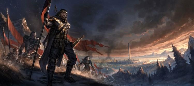 The Elder Scrolls Online: Rüstungen für Orks und Rothwardonen werden mit Update 6 schicker