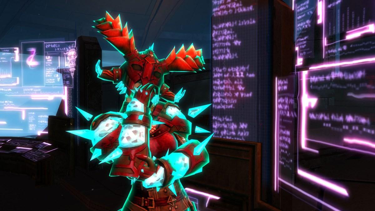 Hacker unterwegs in Guild Wars 2