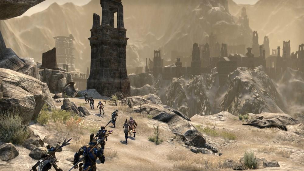 The Elder Scrolls Online: Tamriel Reborn – Neuanfang mit PS4 und Xbox One Version?
