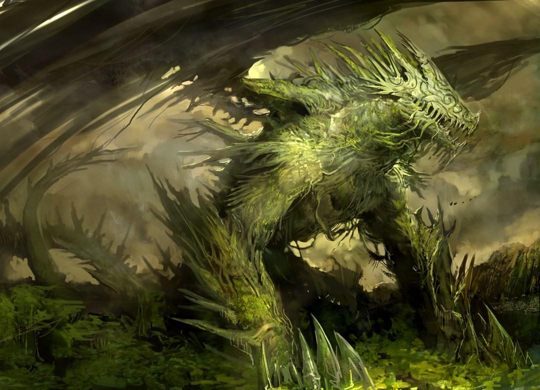 Mordremoth: Guild Wars 2