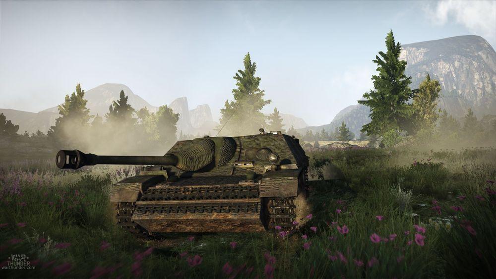 War Thunder: Warum mit dem Panzer nach Köln? Gamescom!