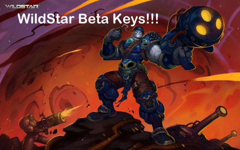 WildStar Beta Keys
