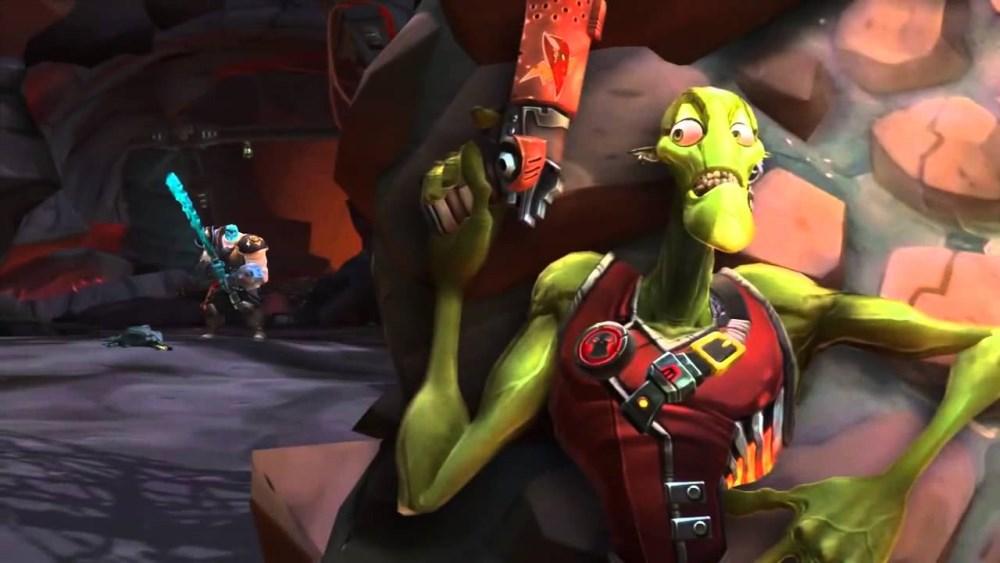 """WildStar: """"Wir wollen die ehemaligen World-of-Warcraft-Spieler"""""""