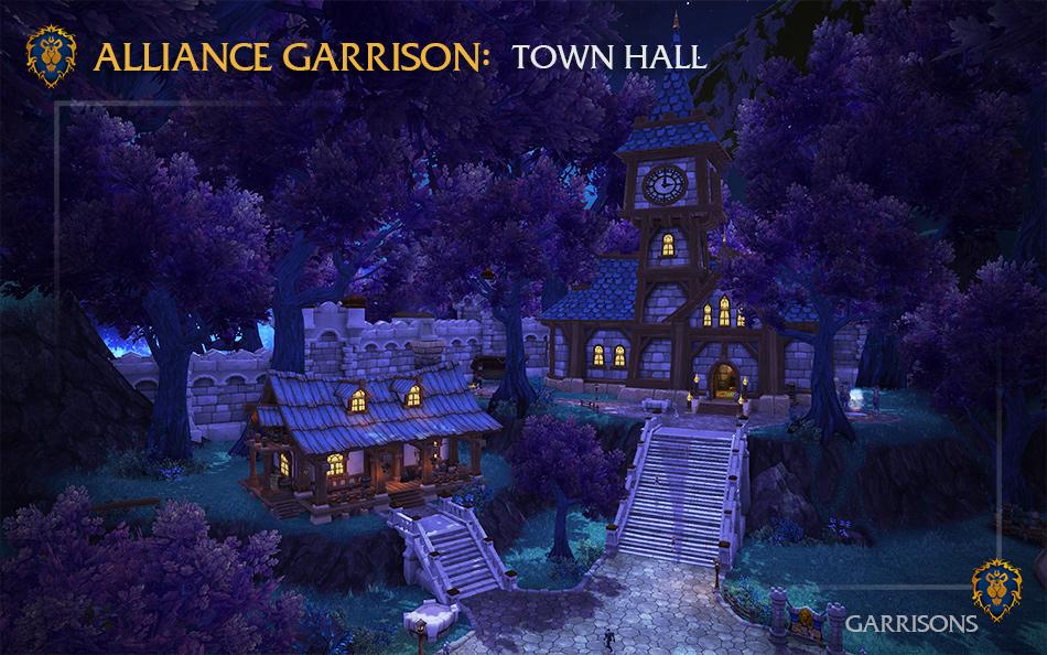 World of Warcraft: Garnison