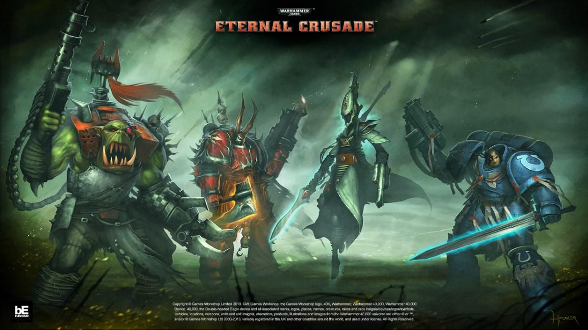 "Warhammer 40k Eternal Crusade: ""30 vs 15""-Matches sollen aufhören – Coop kommt"