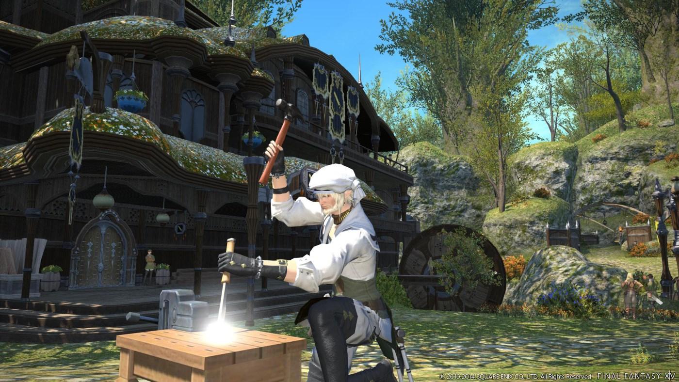 """Final Fantasy XIV: """"Echte"""" EU-Server machen Fortschritte"""