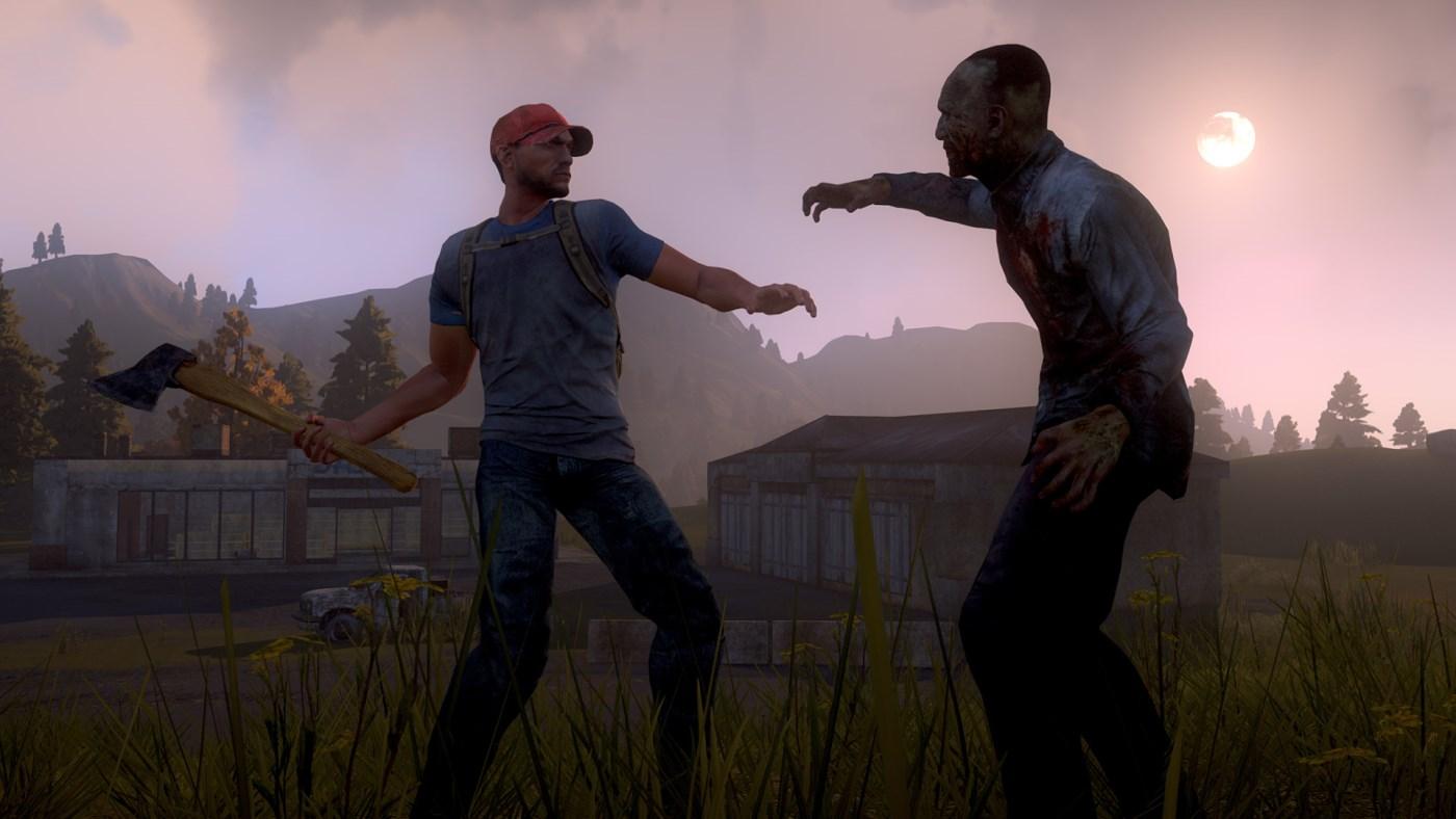 H1Z1: Wo Zombies sind, sind auch Aasfresser