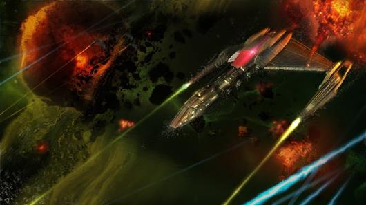 Das neue Star Trek MMO von NGames
