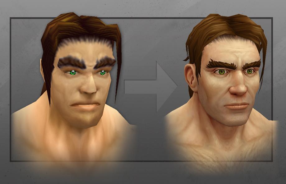 World of Warcraft: Allianz rüstet optisch auf
