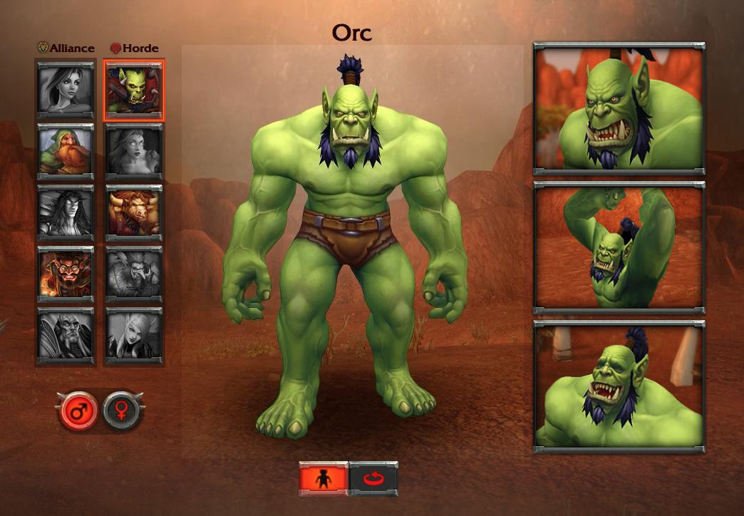 World of Warcraft Orcs
