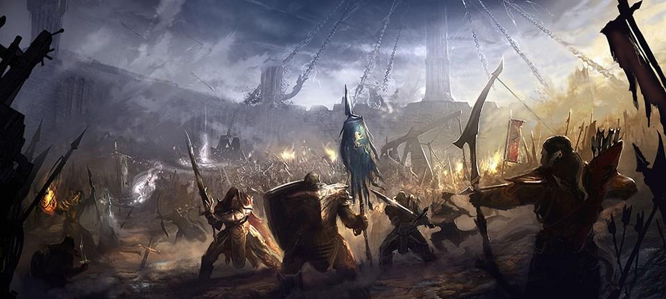 The Elder Scrolls Online: Lebenszeichen für Playstation 4 und XBox One
