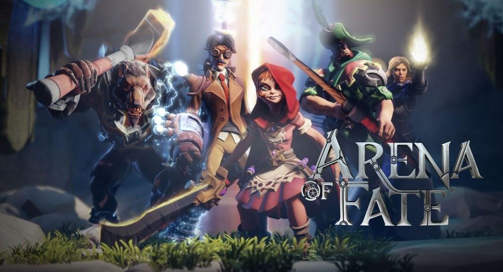 Arena of Fate: Vorschusslorbeeren für League of Legends und DOTA 2-Rivalen