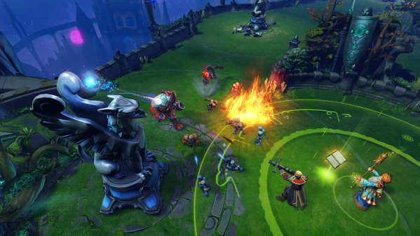 Arena of Fate MOBA