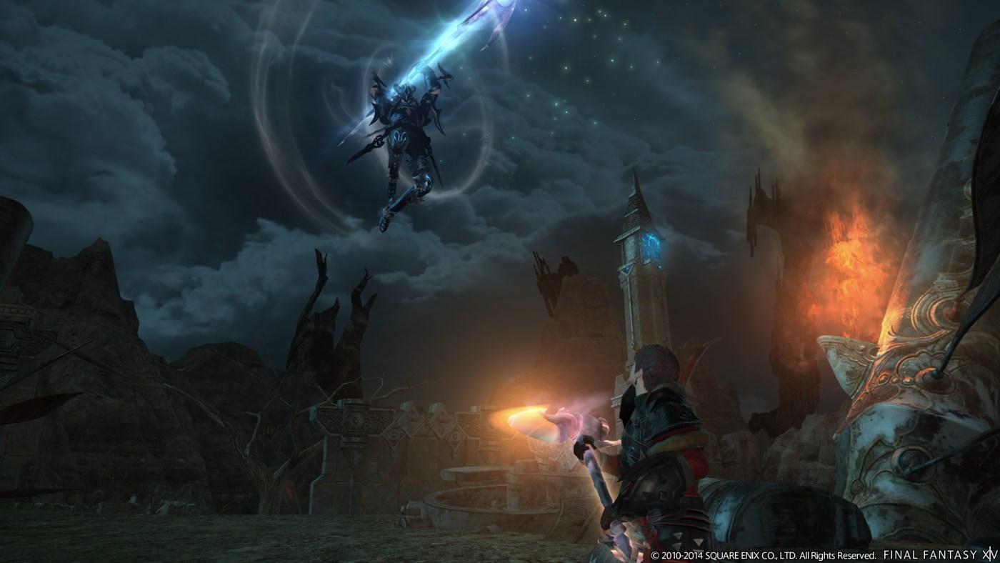 Final Fantasy XIV: Trailer-Overkill zu 2.4 – Shiva, Ninjas, mehr
