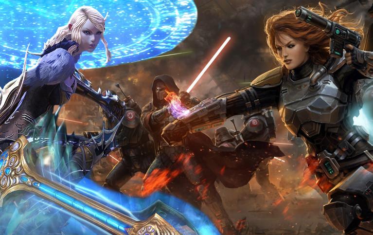 MMORPG: Die 10 coolsten Klassen im Video