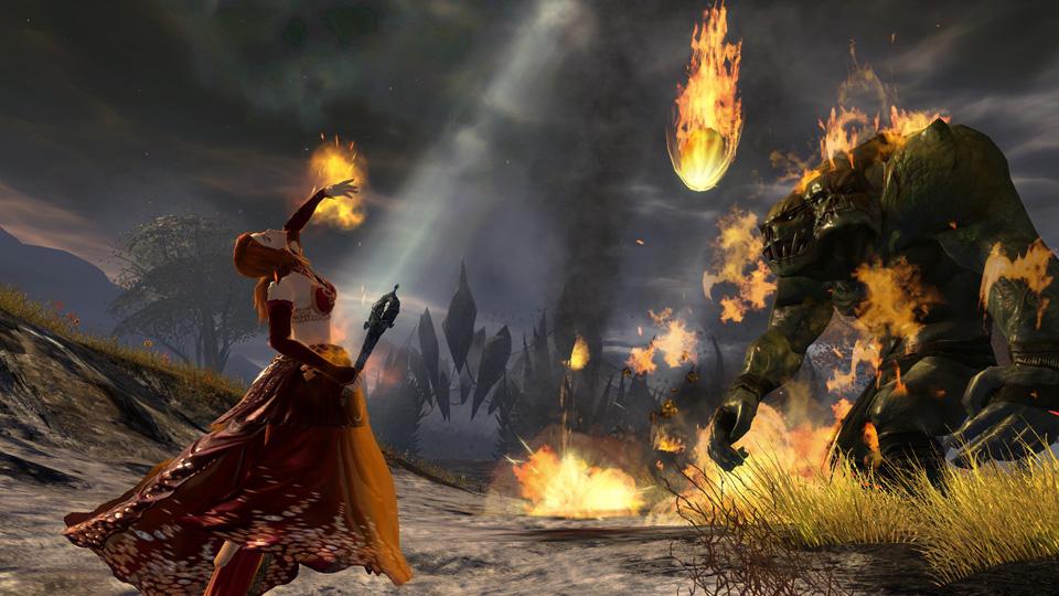 Elementarmagier bei Guild Wars 2