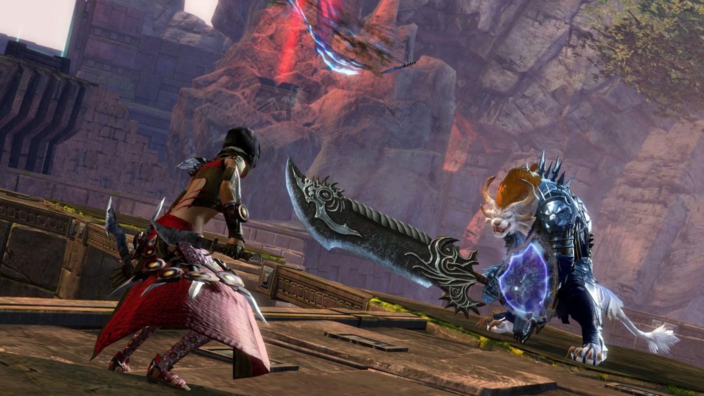Guild Wars 2 fliegt die GW2-PvP-Elite zur Gamescom