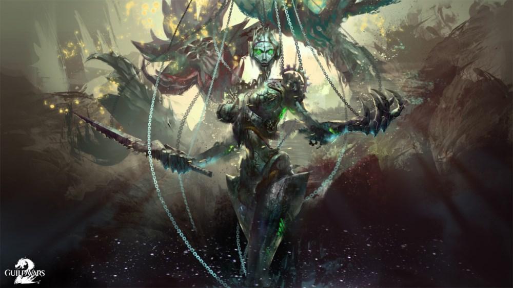Guild Wars 2: Sektstimmung bei GW2-Entwicklern dank der neuen Chronik