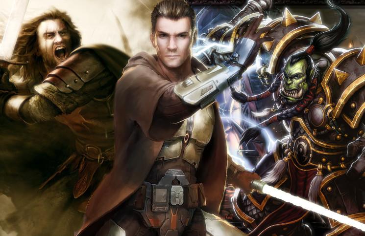 MMO-Sequels zu World of Warcraft, Herr der Ringe und Star Wars?