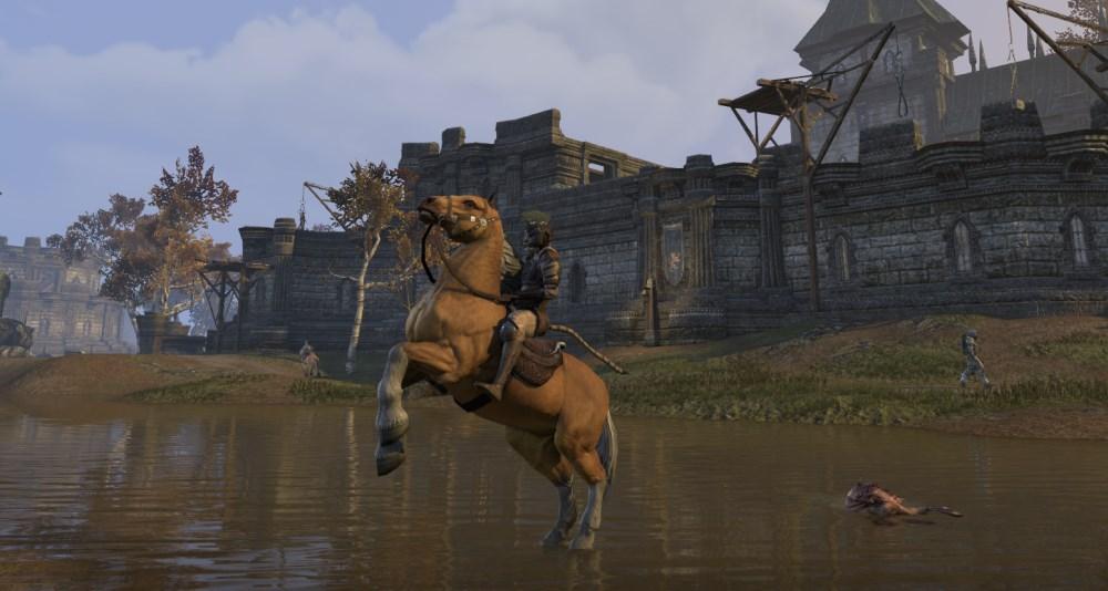 The Elder Scrolls Online: Neue PVP-Kampagnen erst Ende Juli