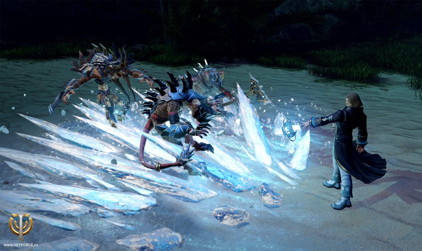 Skyforge: Götter-MMO soll noch 2014 in Closed-Beta gehen
