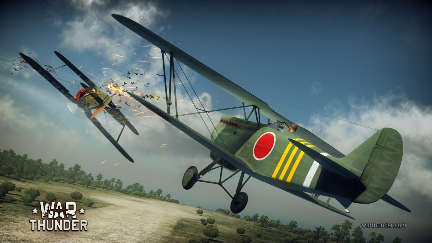 War Thunder: Krieg schadet Kriegsspiel