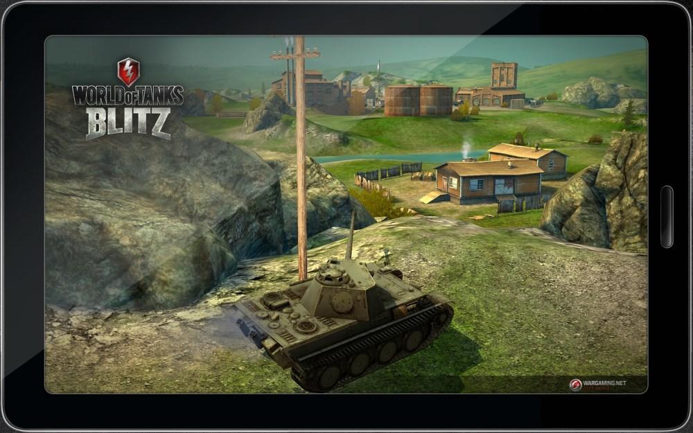 World of Tanks Blitz: PC-Spieler gegen Mobile-Zocker – Plattformübergreifendes Gameplay macht's möglich
