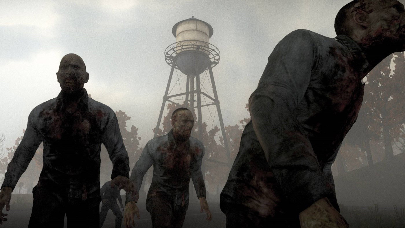 H1Z1: So gehen die Zombies und die Zombies gehen so
