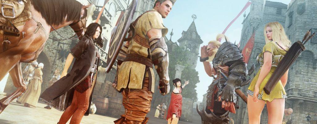 Black Desert geht endlich auf der Xbox One los – Alles zur Open Beta
