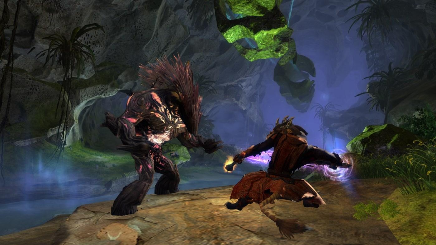 Guild Wars 2: Story und Ranken breiten sich aus