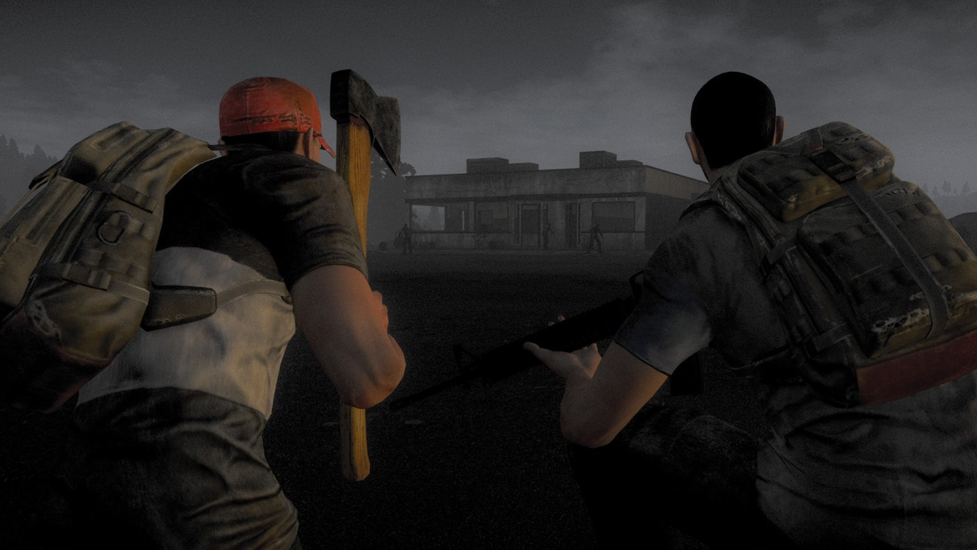 Zombie-Minecraft H1Z1: Gameplay-Demo von der E3