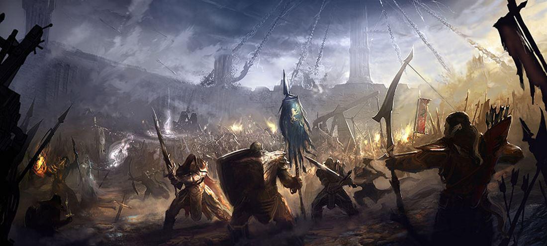 The Elder Scrolls Online: So ändert die Kaiserstadt Cyrodiil