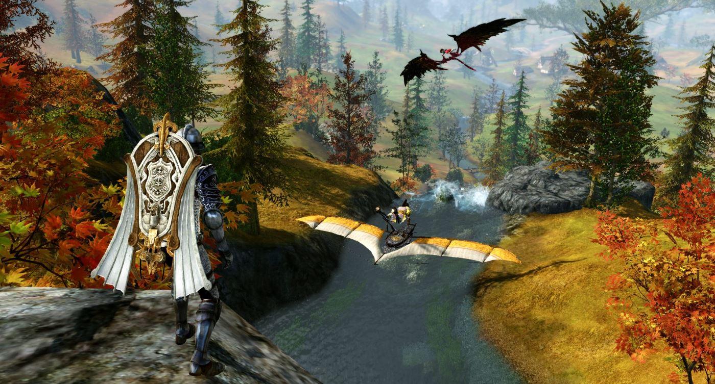 Kommt ein neues PC-MMORPG der Macher von ArcheAge?