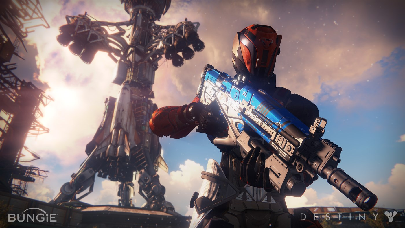 Destiny peppt Synchro von Game-of-Thrones-Star Dinklage auf