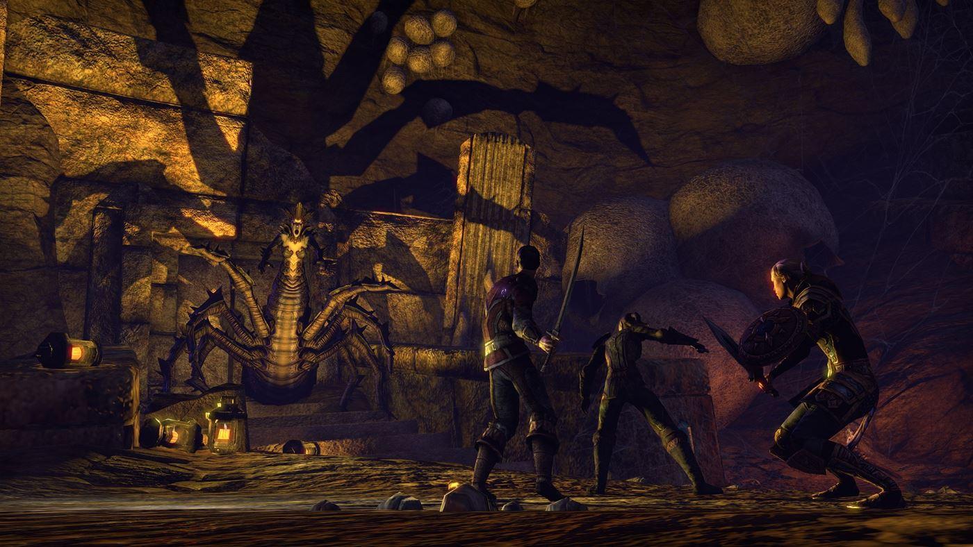 Elder Scrolls Online: Mittwoch kommt der Megaserver +Update+