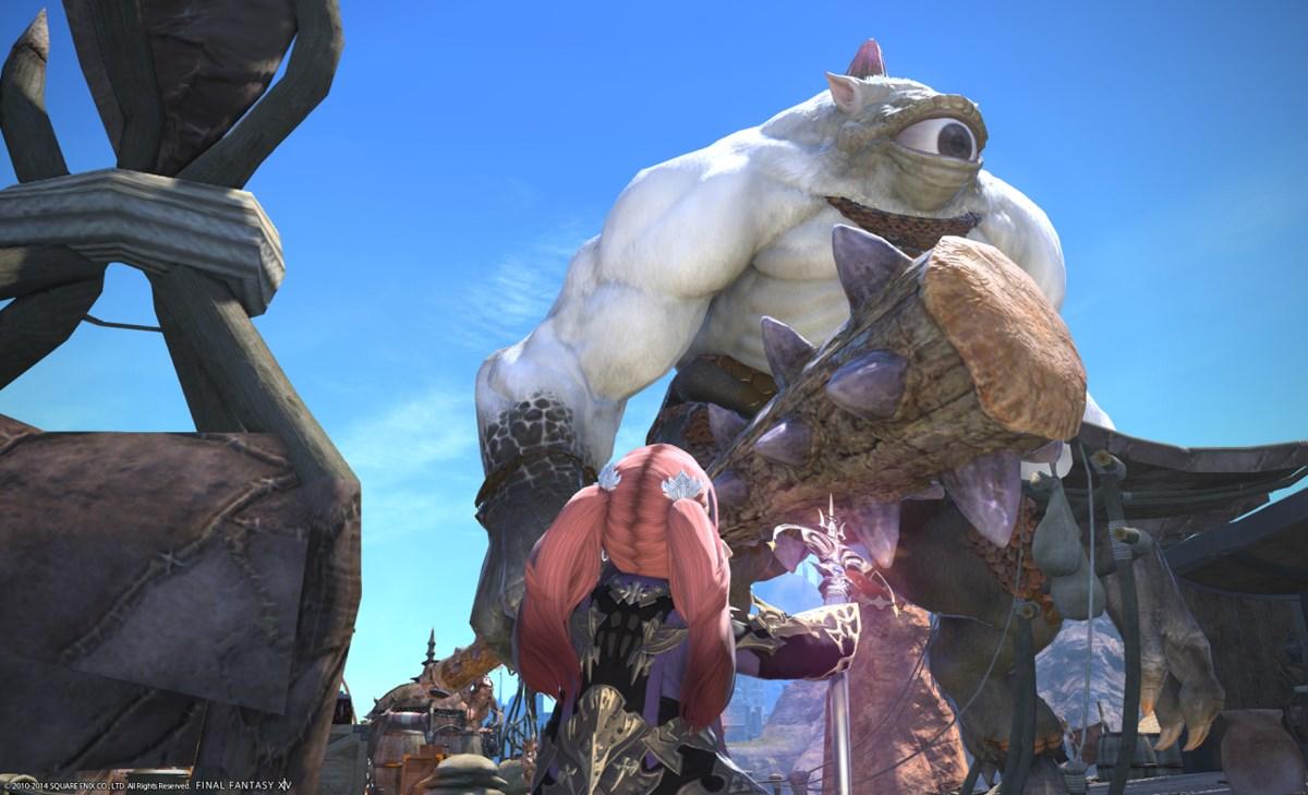 Final Fantasy XIV führt neues Jagdsystem und World-Bosse ein