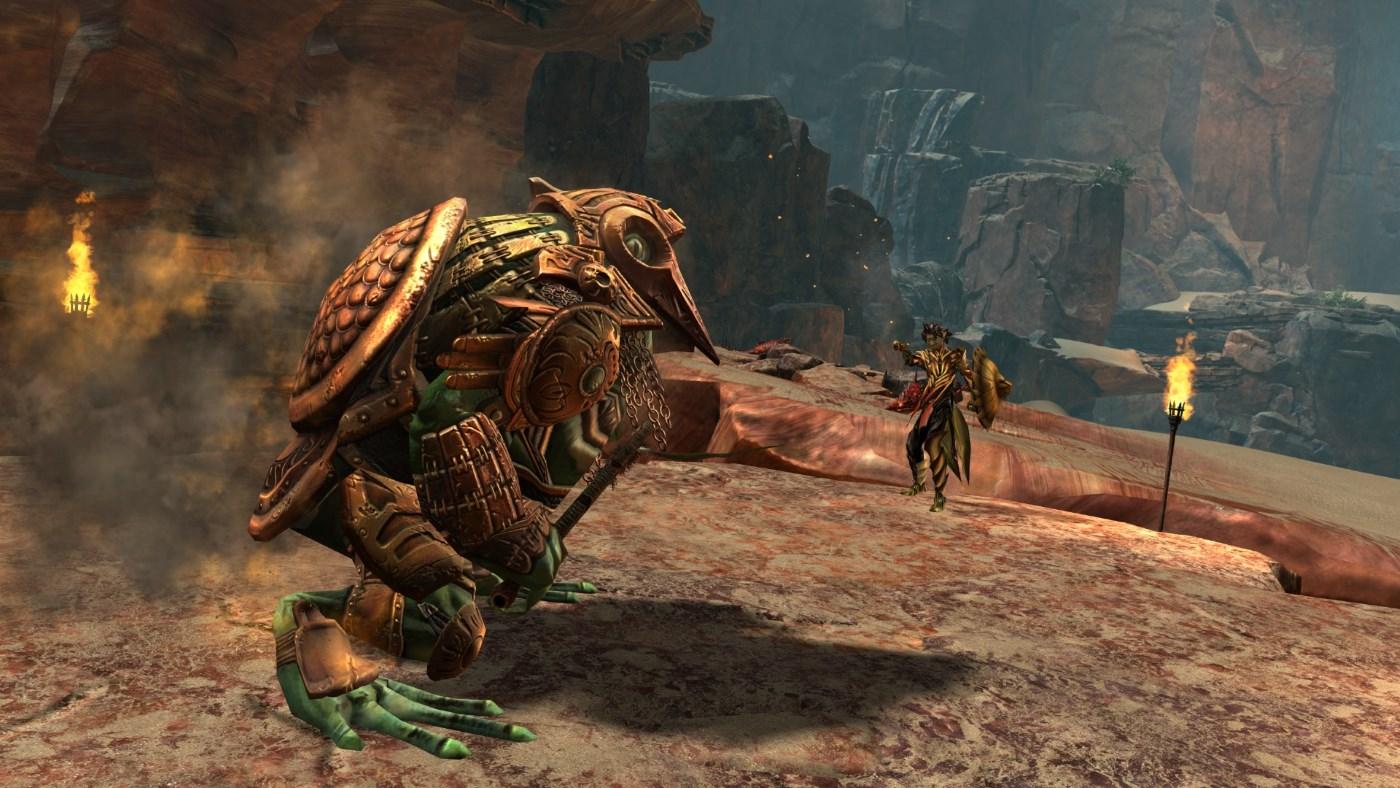 Guild Wars 2: So klingt die Trockenkuppe